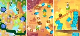 Cut The Rope 2 gratis para los dispositivos con Android