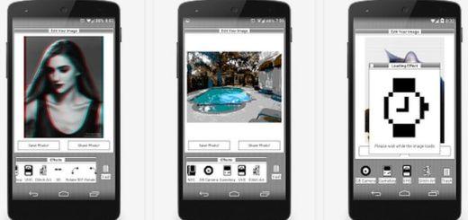 Glitchr, app con efectos retro para tus fotografías en Android