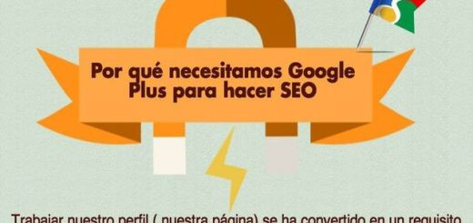 Por qué es necesario Google+ para el SEO (infografía)