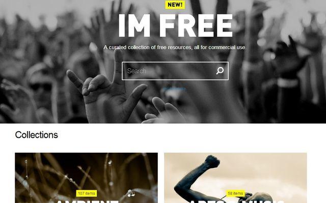 Im Free, banco de imágenes gratuitas para uso personal y comercial