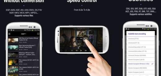 KMPlayer, el popular reproductor multimedia llega a Android