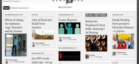 Newspeg, red social para compartir y curar noticias al estilo Pinterest