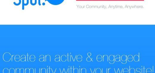 Spot.IM, un chat para tu web con cliente en tu smartphone