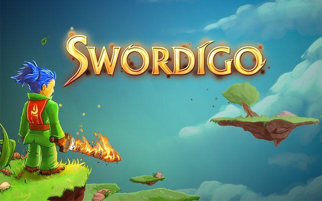 Swordigo, juego gratuito de plataformas y aventuras para Android