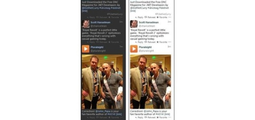 Tweetz Desktop, un minimalista cliente de Twitter para Windows