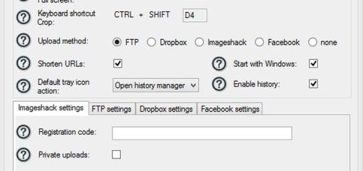 fallyGrab, software gratis para tomar screenshots y enviarlos a la nube