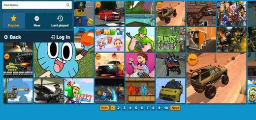 A10, cientos de juegos en línea para pasar los ratos de ocio