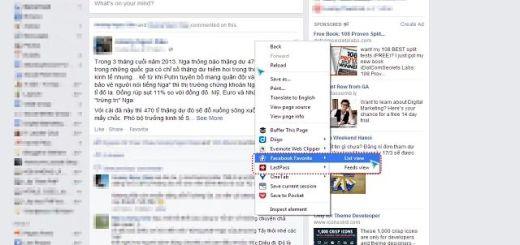 Facebook Favorite, guarda posts de Facebook para leerlos después (Chrome)