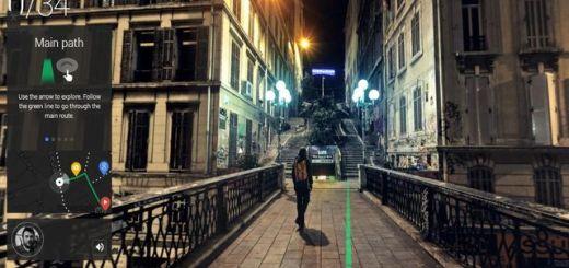 Google Night Walk, un bonito viaje virtual por las calles de Marsella