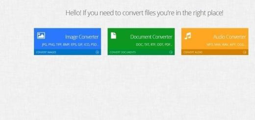 Ilovefile: convertir gratis y online documentos, imágenes y audios