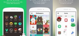 LINE Deco, miles de iconos y wallpapers para decorar tu Android