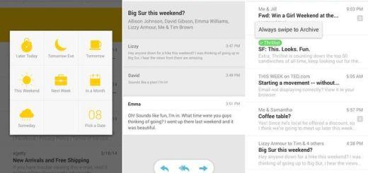 Mailbox, este excelente cliente de correo ya está disponible para Android