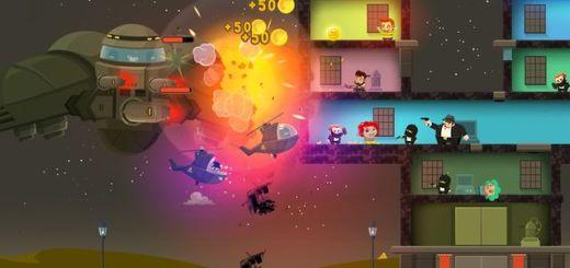 Aliens Drive Me Crazy, juego móvil que te enfrenta a una invasión alienígena