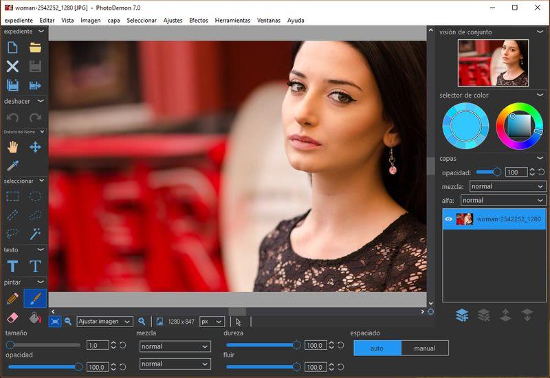 PhotoDemon: aplica bellos efectos a tus fotos con este software portable