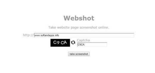 Webshot, utilidad online para tomar screenshots de páginas