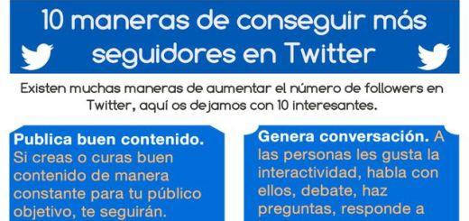 10 consejos para ganar seguidores en Twitter