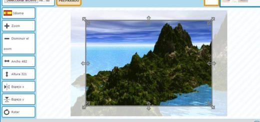 Resize Your Image: redimensiona online imágenes y fotos