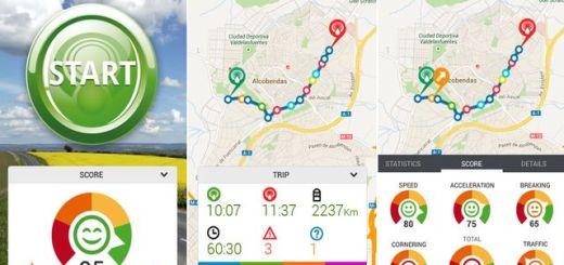 Drive Smart, app Android que nos enseña a conducir mejor