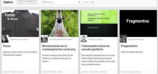 Leedona, nuevo sitio para publicar o descargar ebooks
