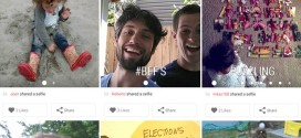 Selfies, red social móvil de Selfies a lo Instagram (Android)