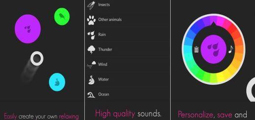 TaoMix, crea melodías y sonidos relajantes con tu Android