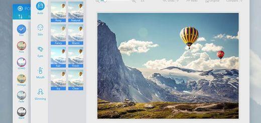 Pomelo, software gratis para editar y mejorar tus fotografías