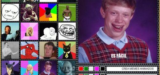 AniMeme, software gratuito para crear memes animados