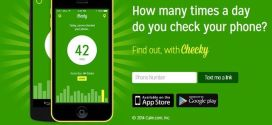Descubre si estás enganchado al móvil con Checky