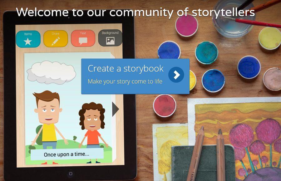 Crear cuentos con My Storybook