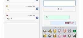 Emojli, mensajería móvil únicamente con emojis (iOS)