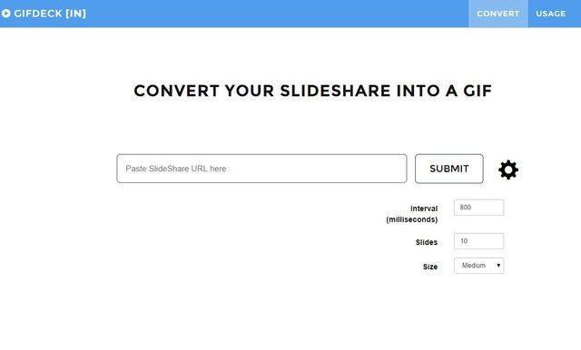 10 utilidades web gratuitas para crear animaciones GIF