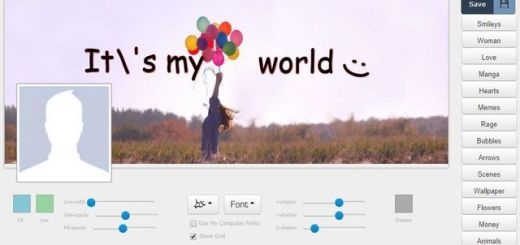 i2Picture: edita imágenes, crea memes, postcards o headers sociales