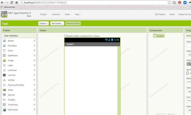 ¿Cómo crear apps Android offline con MIT App Inventor?