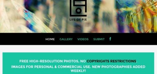 Life Of Pix: fotografías de alta definición en dominio público