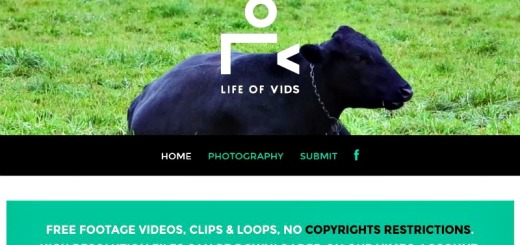 Life Of Vids: banco de vídeos libres para usar en tus proyectos