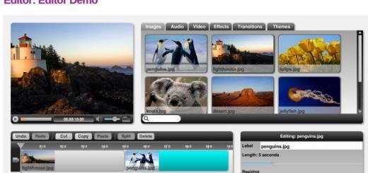 Memplai: gran editor de vídeo online individual o colaborativo