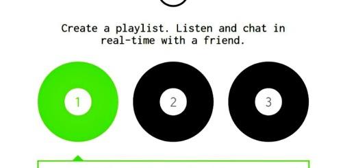 Milkshake: crea playlists musicales y escúchalas junto a amigos