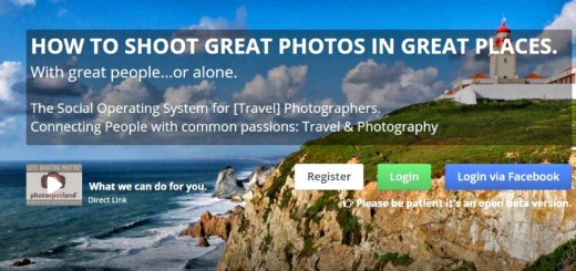 PhotoSpotLand: red social para fotógrafos amateurs y profesionales
