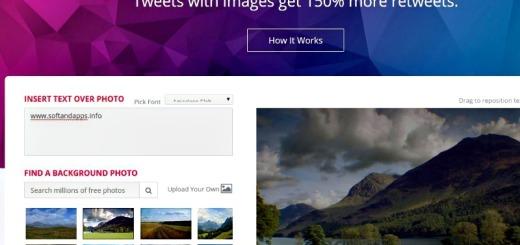 Spruce: inserta texto a imágenes y publícalas como tweets