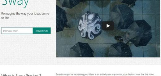 Sway: utilidad web para crear presentaciones de la mano de Microsoft