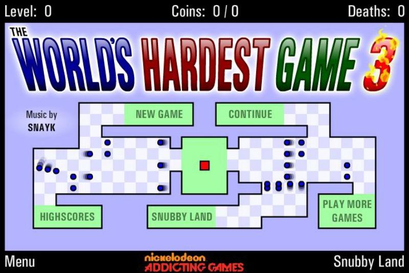 ¿Te atreves a jugar al juego más difícil del mundo?