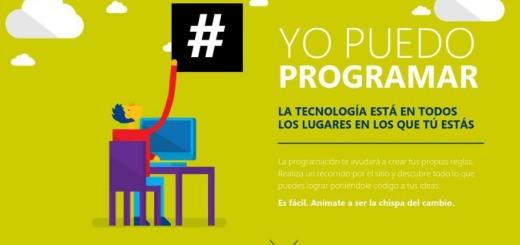 Yo Puedo Programar: Microsoft invita a programar a todo el mundo