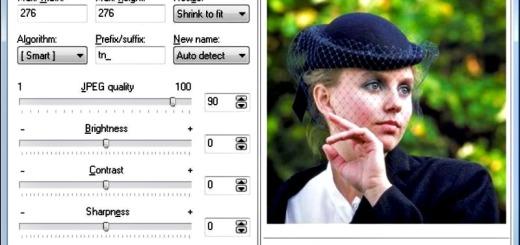 Easy Thumbnails: crea thumbnails de imágenes o lotes de ellas