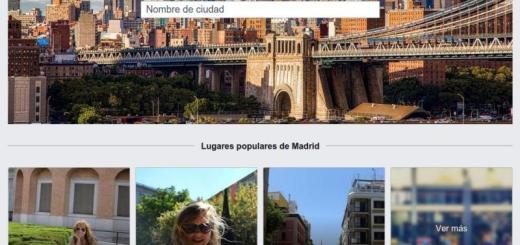 Facebook Places: conoce lo que debes ver en cada ciudad