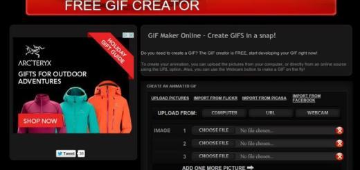 Gif Maker Online: herramienta web gratuita para crear GIF