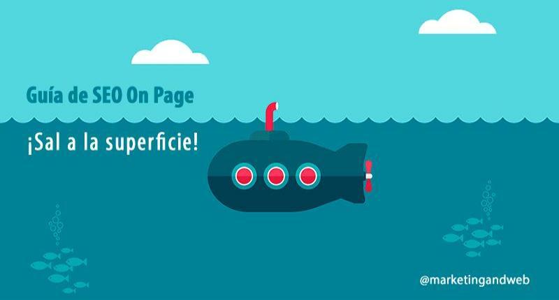 Completa guía de SEO on-page en español (infografía)