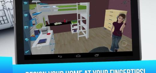 Home Design 3D: diseño de interiores en 3D desde tu Android