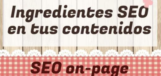 Ingredientes SEO on-page