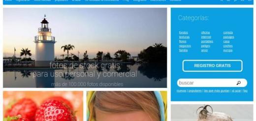 RgbStock: más de 100000  fotos gratis para descargar