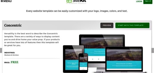 SiteKit: todo lo necesario para crear una web profesional gratis